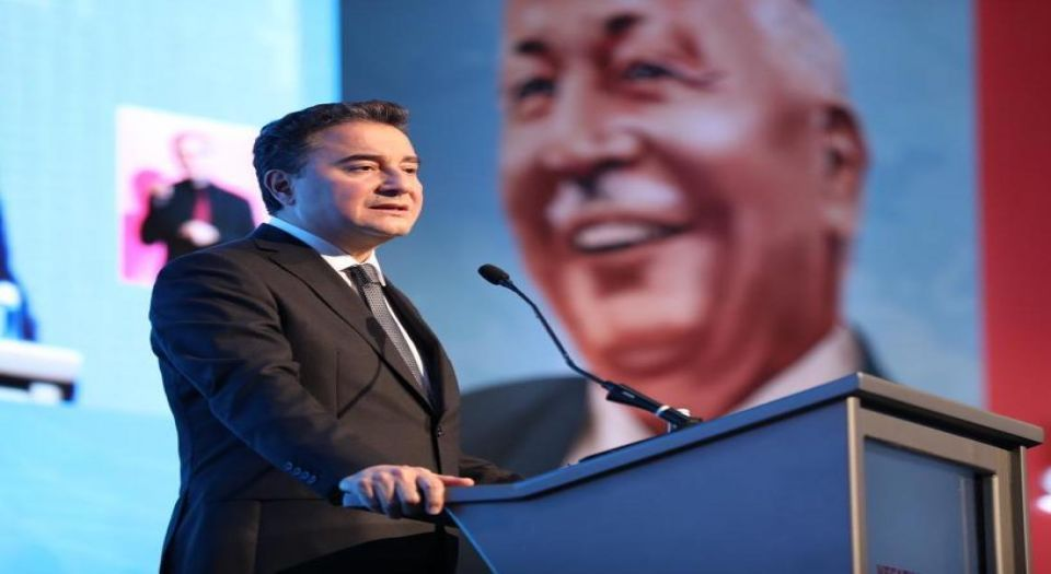 Ali Babacan'dan 'tek tip insan' eleştirisi