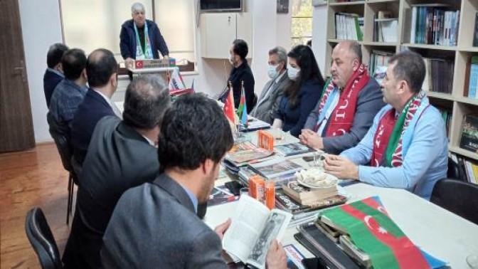 Azerbaycan 'dan Kocaeli'ye Teşekkür