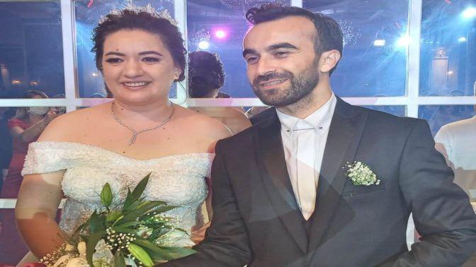 Burcu ile Serdar'ı Evlendirdik