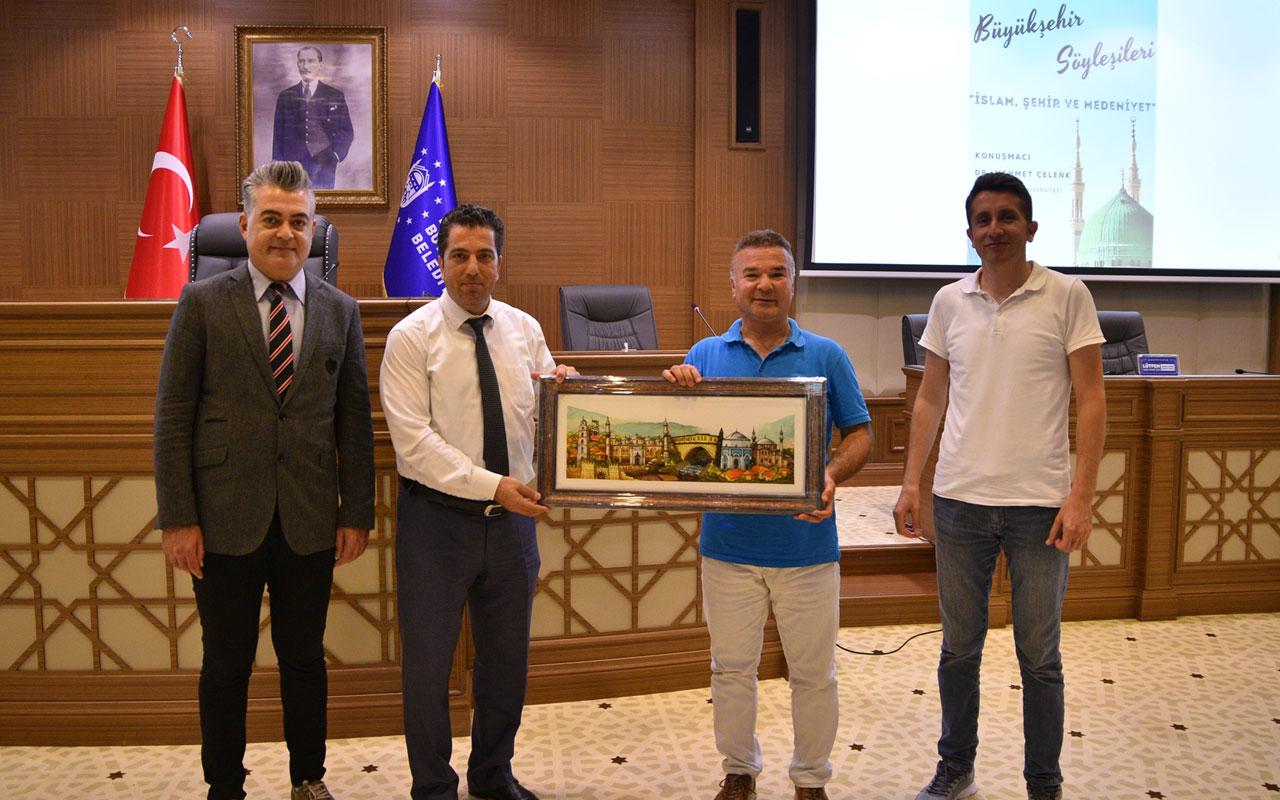 Bursa Büyükşehir'de personele kişisel gelişim eğitimi