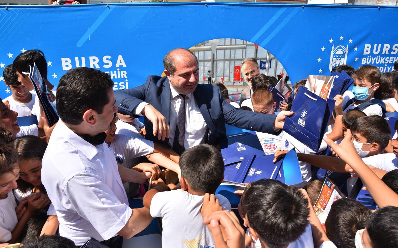 Bursa'da 17 Ağustos farkındalığı