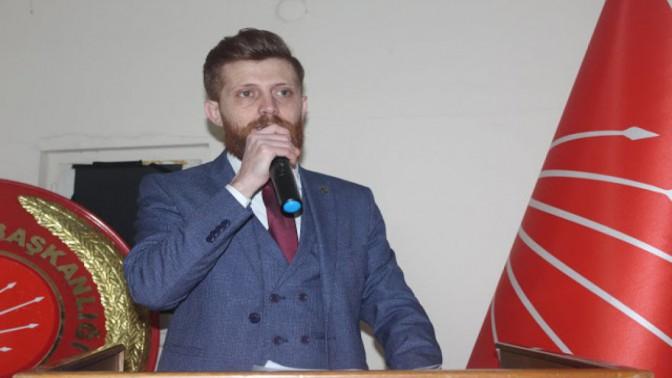 CHP'DE YENİ BAŞKAN ALTIPARMAK