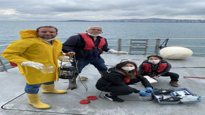 Deniz Salyası Sorununa Çözüm İçin GTÜ Harekete Geçti
