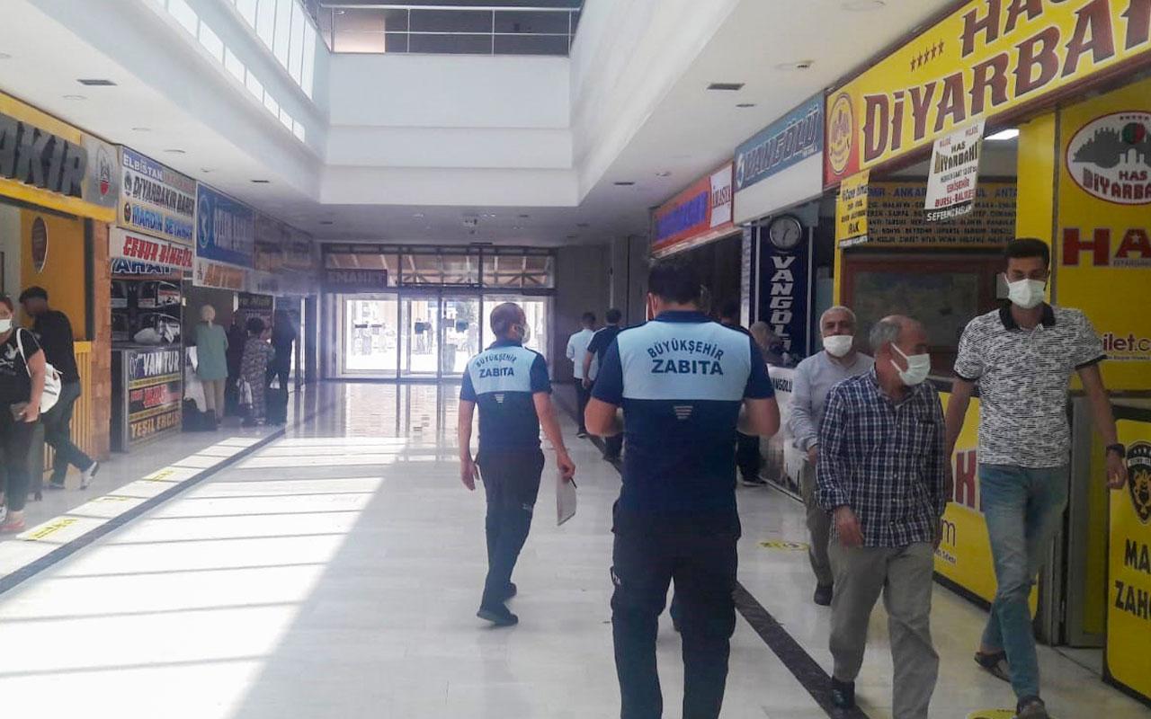 Diyarbakır'da zabıtadan ruhsat denetimi