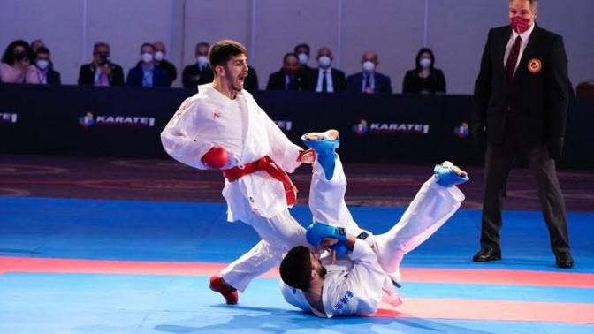 Eray Şamdan Avrupa şampiyonu oldu