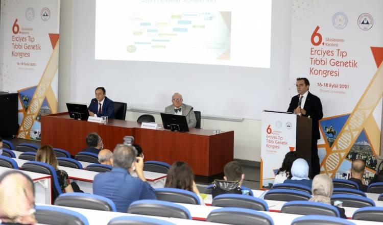 ERÜ'de Tıp Kongresi başladı