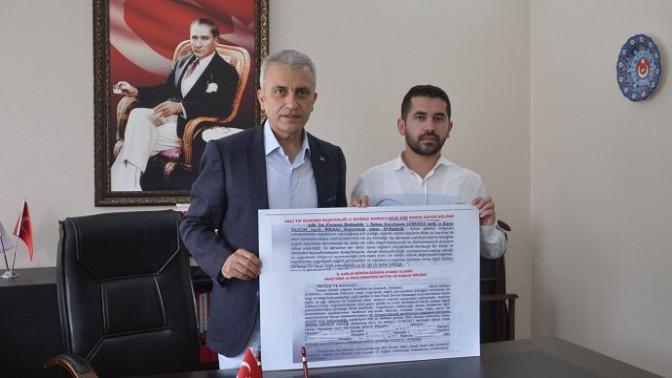 FATİH DEVLET HASTANESİ'NDE SKANDAL!