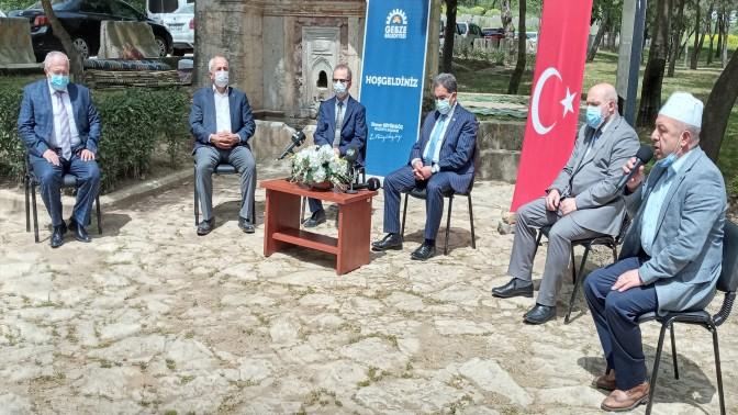 Fatih Sultan Mehmet ölümünün 540.yılında dualarla anıldı.
