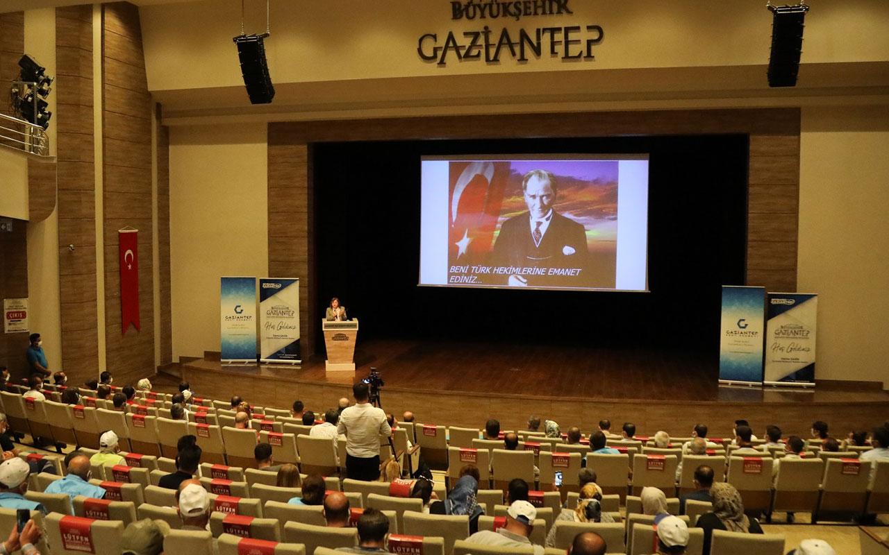 Gaziantep Büyükşehir'de 'aşı teşviki' eğitimi