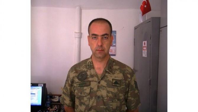GEBZE'DE ASTSUBAY İNTİHAR ETTİ!