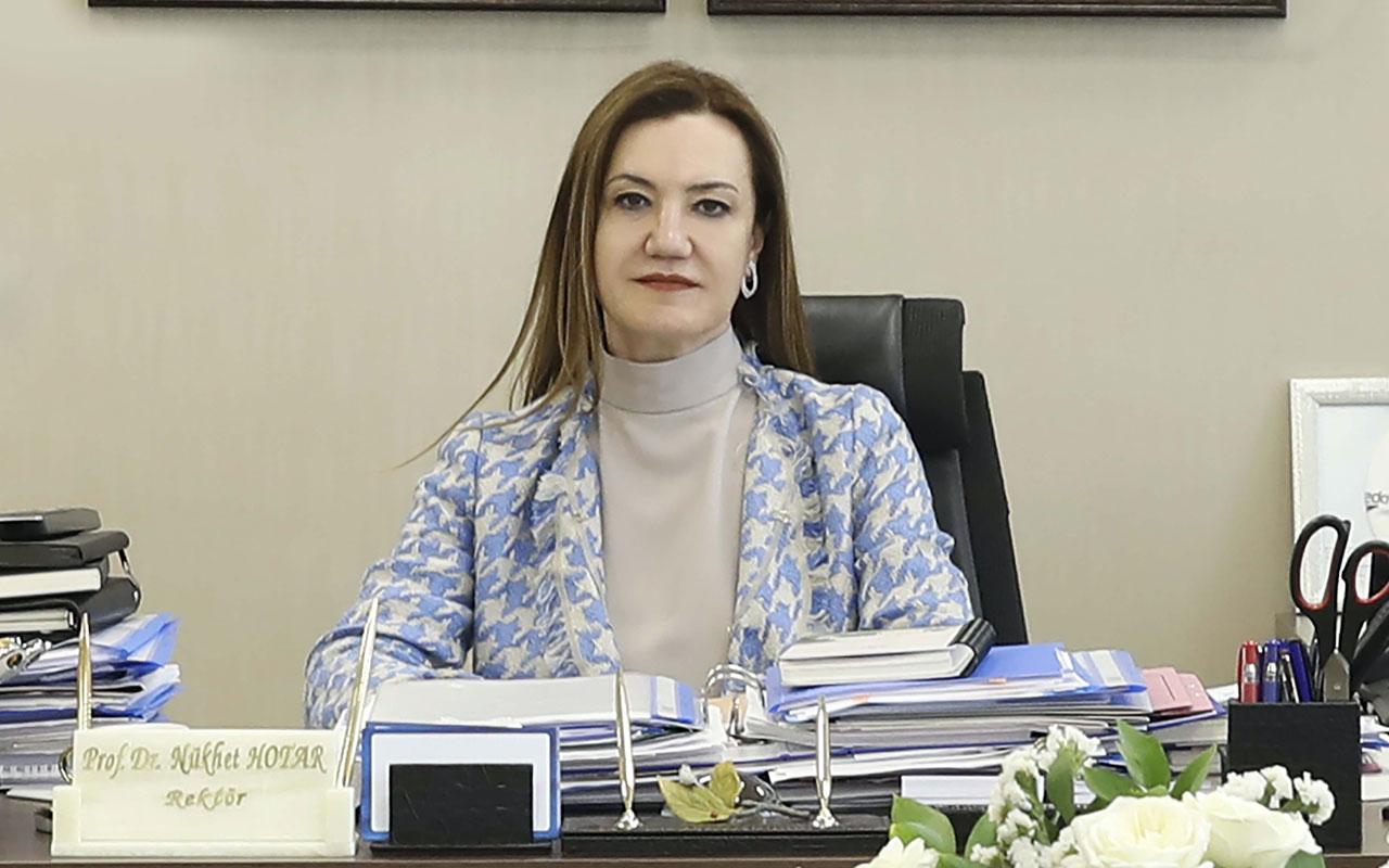 İzmir Dokuz Eylül'den 81 il adına sembolik fidan bağışı