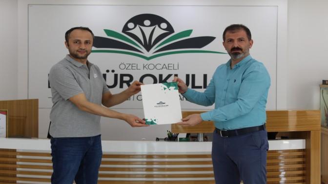 Kocaeli Olimpiyat Yıldızları Cimnastik Kulübü anlaşma imzaladı.