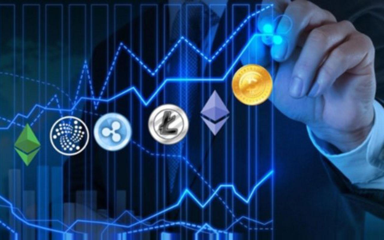 Kripto para 2 trilyon doları geçti!