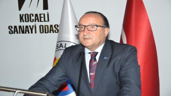 KSO Başkanı Ayhan Zeytinoğlu: İş gücüne katılımın artması memnuniyet verici