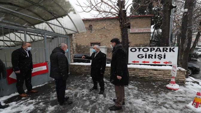 OTOPARK GEBZE BELEDİYESİ'NE DEVREDİLDİ