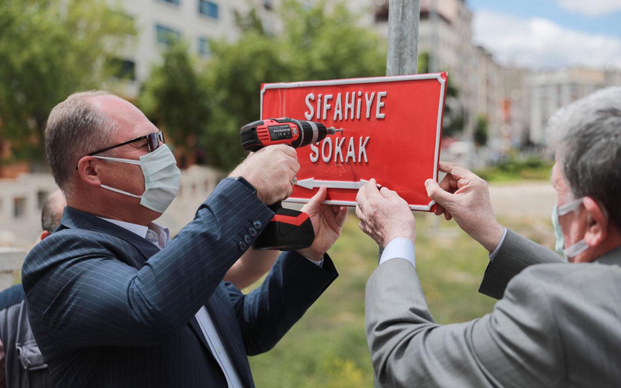 Sivas'ta Türkçe tabelaya yüzde 75 vergi indirimi