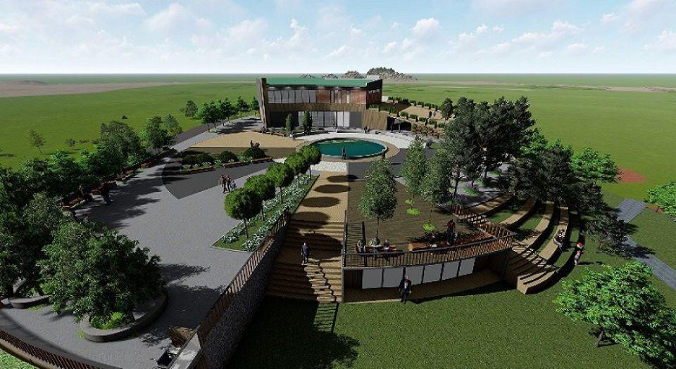 Malatya Yeşilyurt'a Şahintepesi Macera Parkı yapılacak