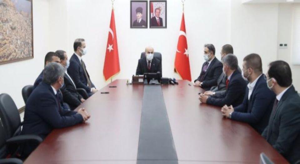 Mardin'de Nusaybin Meslek Yüksekokulu için protokol imzalandı