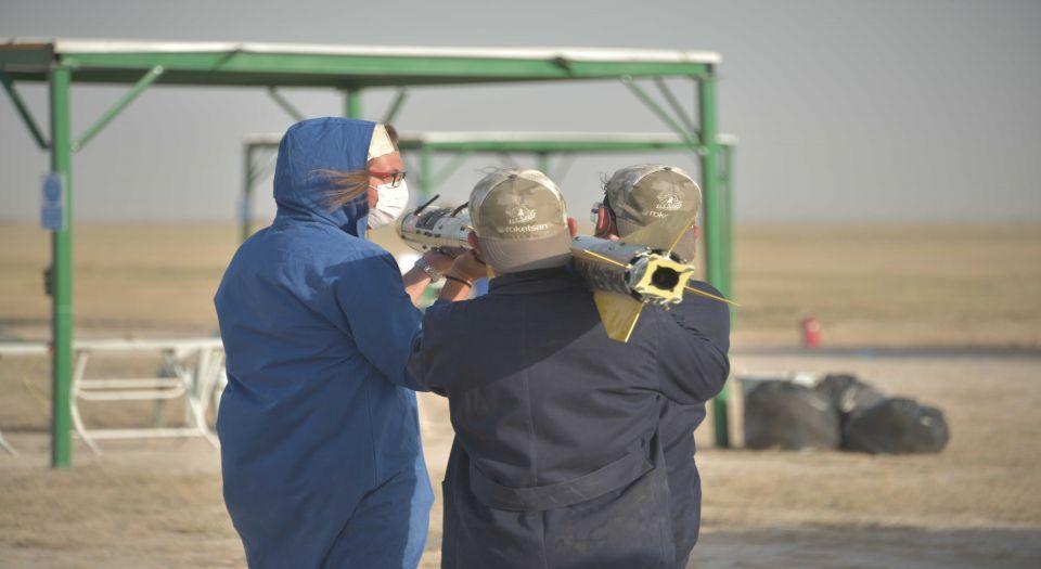 TEKNOFEST 2021 Roket Yarışması'na başvuruda son günler