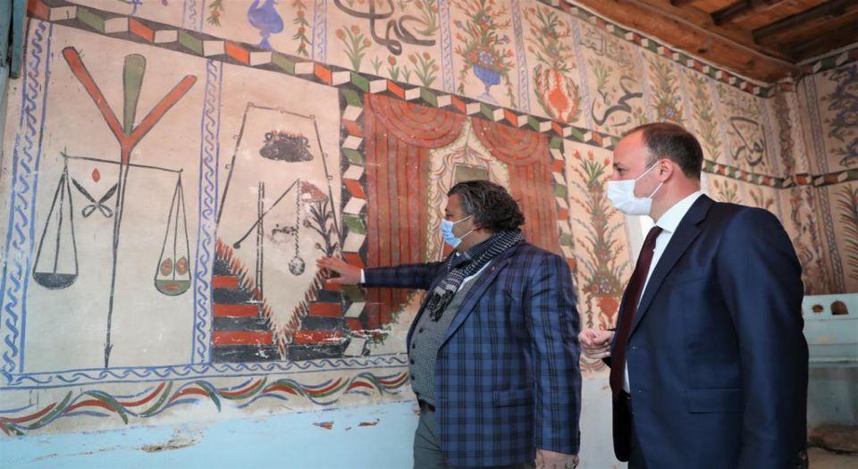 Pamukkale Belediyesi'den Belenardıç Camisi'ne tarihi dokunuş