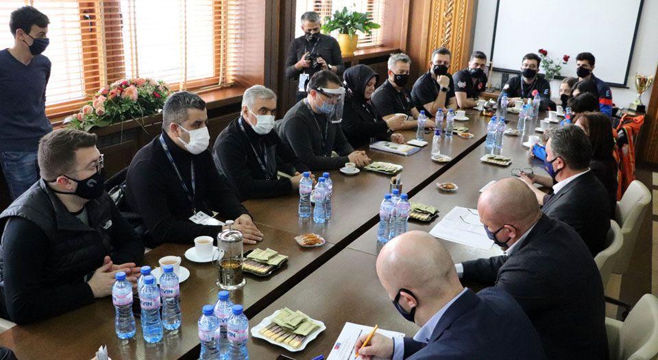 Erzurum-Bansko arasında çevreci işbirliği