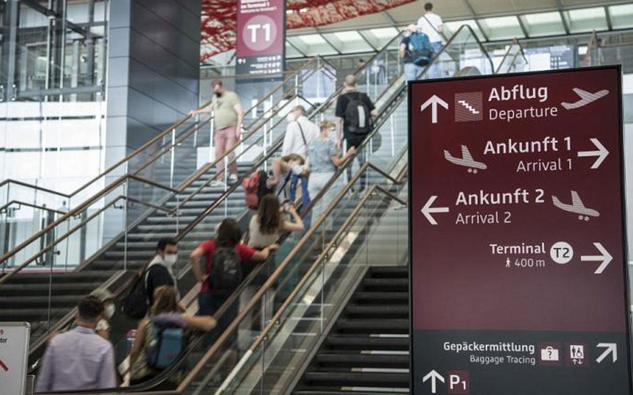 Almanya, Türkiye'yi 'yüksek riskli' buldu!
