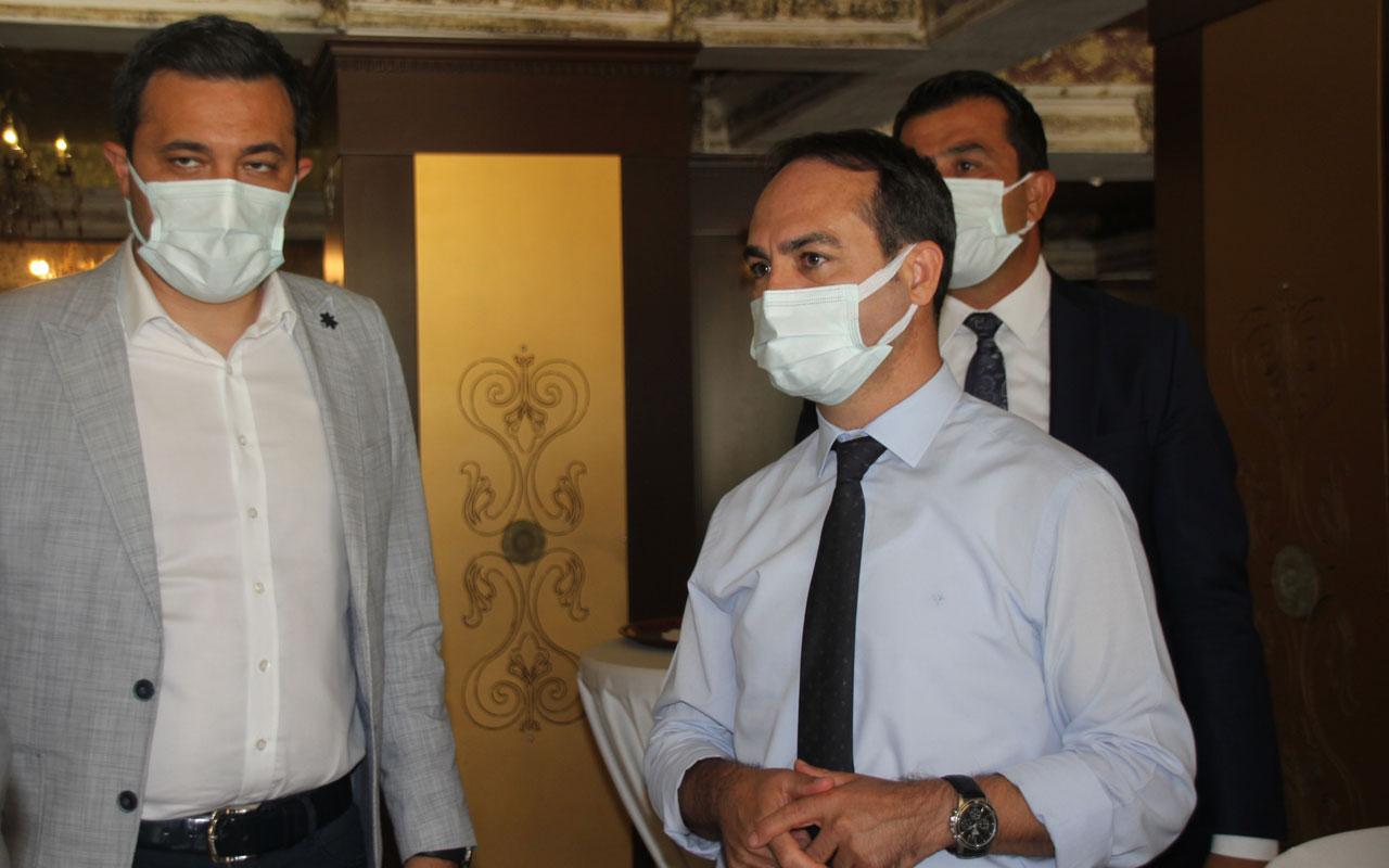 Aydın Didim'de otel çalışanları ve konaklayanlar aşılanıyor