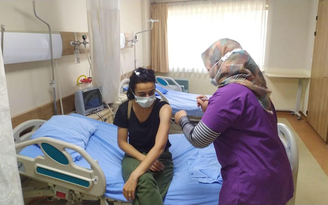 Bakan Koca, 1 milyonuncu aşıyı paylaştı