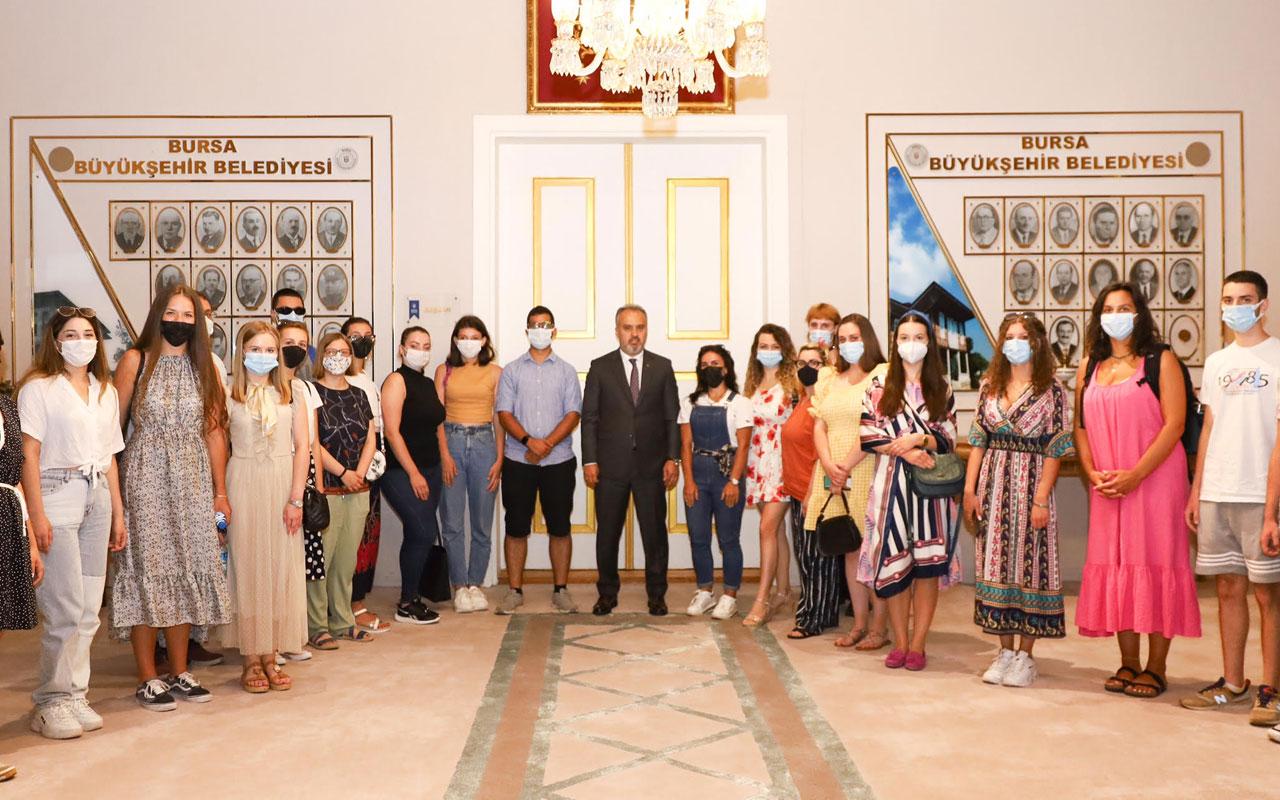 Bursa'dan daha temiz çevreye güç birliği