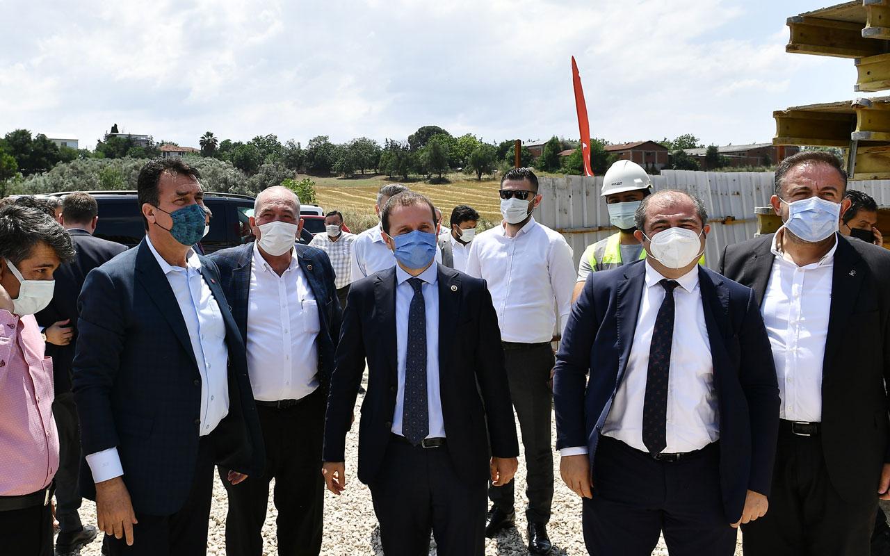 Bursa Osmangazi'de hedef sağlıklı gelecek