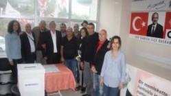 CHP BAYRAMOĞLU'NDA DELEGELERİ BELİRLEDİ