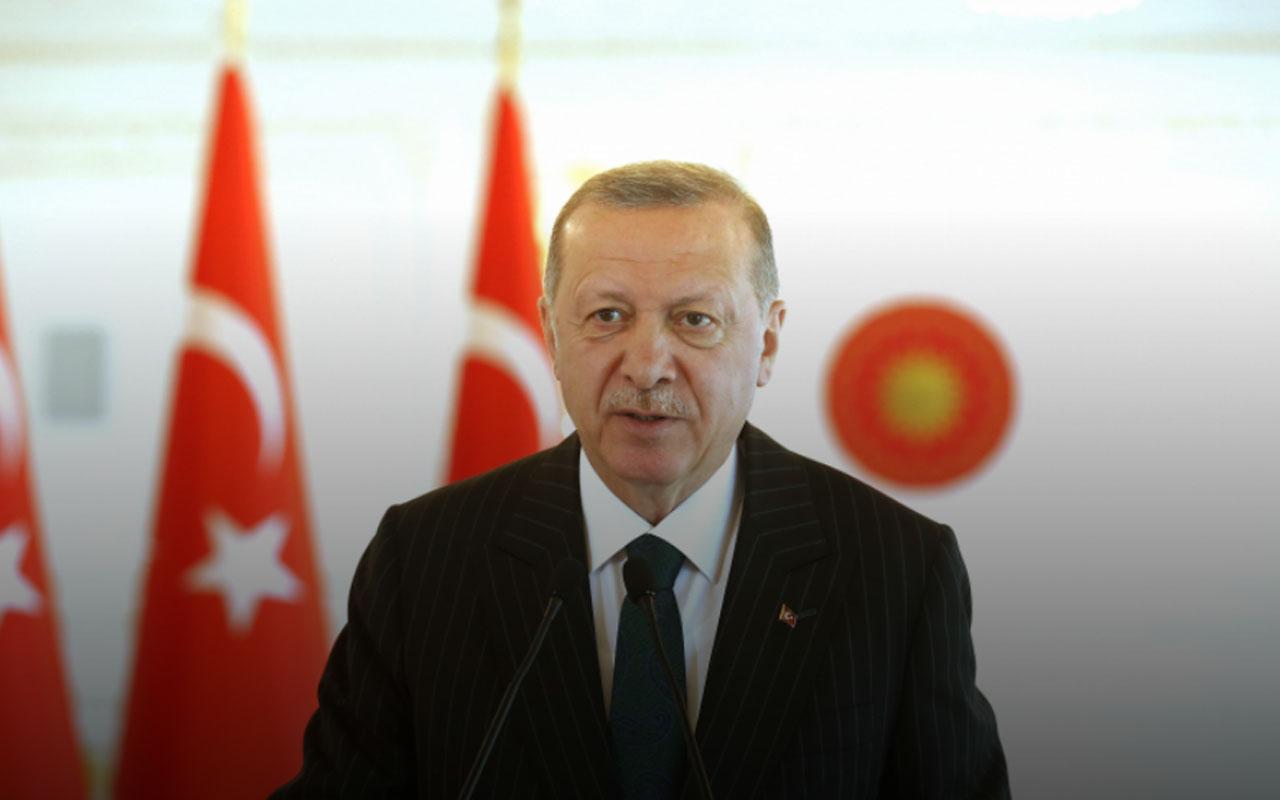 Cumhurbaşkanı Erdoğan'dan Milli Takım'a 'olimpiyat' tebriği