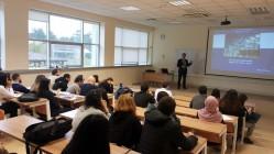 GTÜ'DE'UYGULAMALI BİYOPROSES EĞİTİMİ'