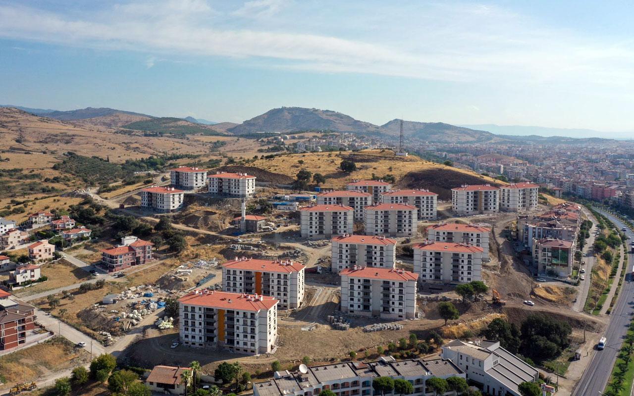 İzmir Bergama'dan TOKİ'de 2. etap müjdesi