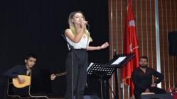 KOCAELİ ÜNİVERSİTESİ ÖĞRENCİSİ EBRU ÇATALBAŞ TRT'DE!