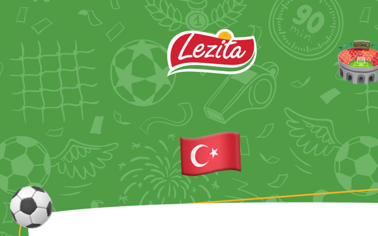 Lezita'dan emojili 'Milli' yarışma