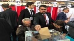 MHP'YE DARICALI MYK ÜYESİ