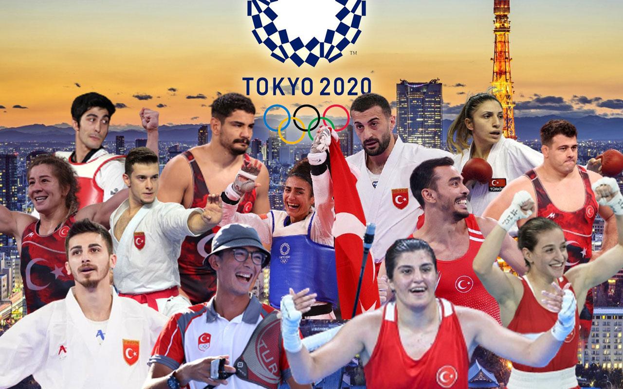 Olimpiyatları Türkiye 35. sırada tamamladı
