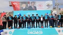 Şayir'den Yükselen Şehir'e Bir Spor Tesisi Daha