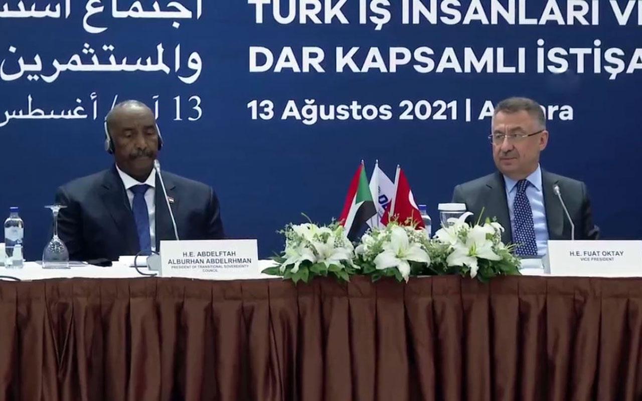 Sudan'dan Türkiye'ye 100 bin hektarlık arazi