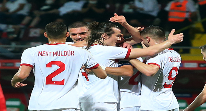 Türkiye-Galler maçının hakemi belli oldu