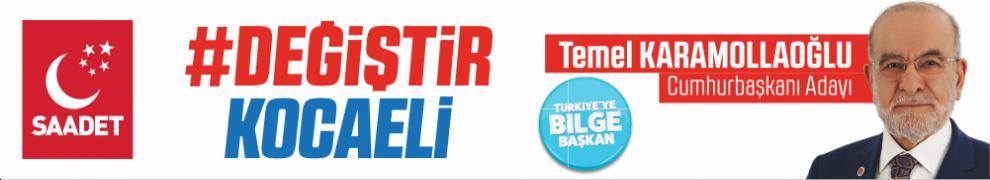 SAADET PARTİSİ KARAMOLLAOĞLU